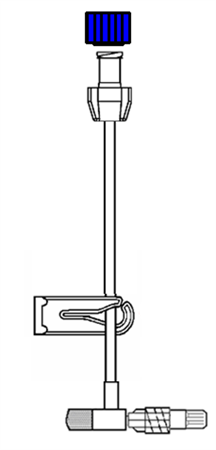 EXTENSION WITH INJECTION POINT IN T, MOBILE LL AND COVER